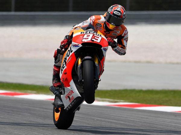 Ancaman Andrea Dovizioso Agar Pebalap Lain 'Tekan' Marc Marquez di MotoGP 2018