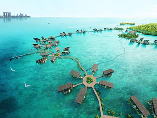 Lakukan Promosi, Pulau di Zona Indonesia Ini Diganti Nama Oleh Singapura