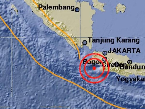 Gempa Lebih Besar Terjadi Lagi di Lebak Banten