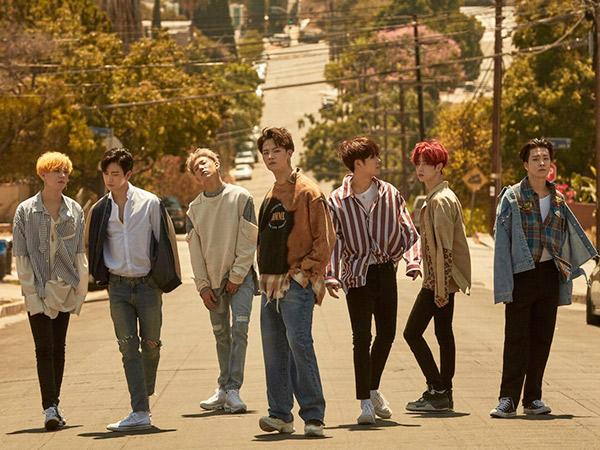 GOT7 Konfirmasi Indonesia Jadi Salah Satu Destinasi Konser Dunia