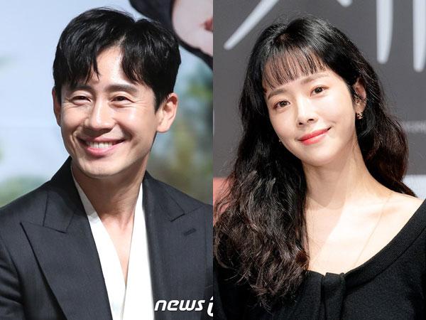 Confirmed, Shin Ha Kyun dan Han Ji Min Jadi Suami Istri di Drama Terbaru