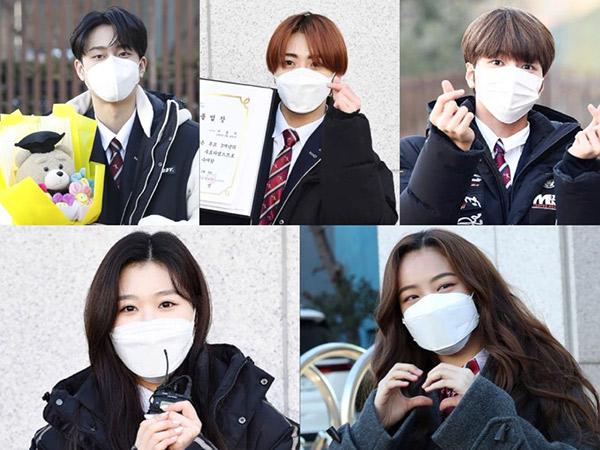Selamat, Yoo Seon Ho Hingga Cha Junho Resmi Lulus SMA Hanlim