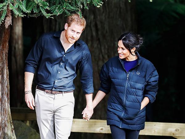 Keceriaan Meghan Markle dan Pangeran Harry di Kanada Pasca Lepas dari Kerajaan Inggris