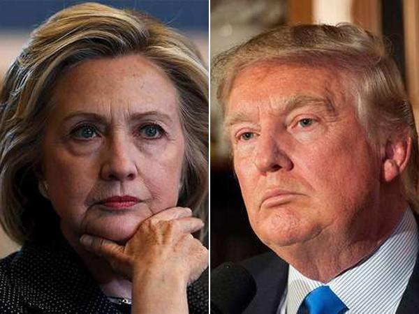 Bersaing Di Pemilu Presiden AS, Hillary Clinton Dan Donald Trump Ternyata Bersaudara?
