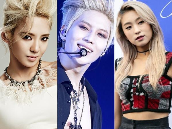 Sederet Idola K-Pop Ternama Ini Siap Unjuk Aksi Dance di Variety Show 'Hit the Stage'