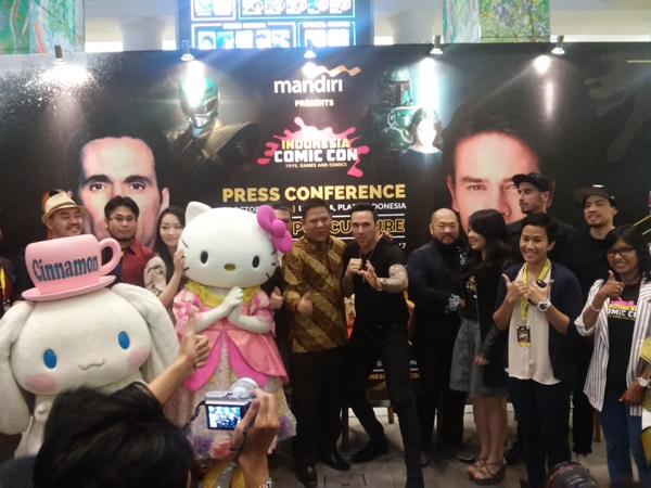Ini Deretan Aktivitas Seru di Indonesia Comic Con 2017!