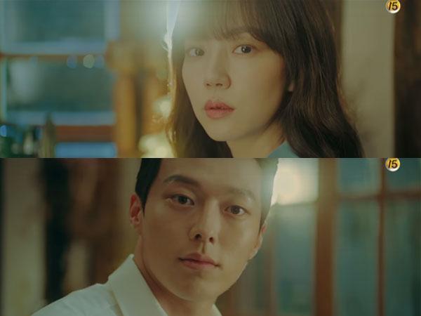 Momen Romantis Im Soo Jung dan Jang Ki Yong Mulai Jatuh Cinta di Teaser Drama 'WWW'