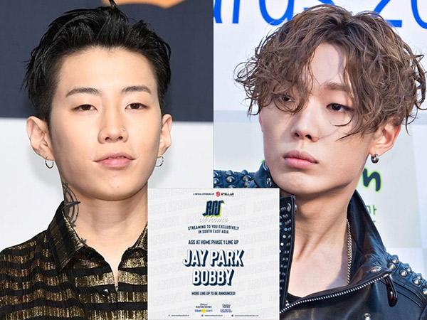 Asian Sound Syndicate Digelar Online Ada Jay Park dan Bobby iKON, Tiket Dijual 11.11