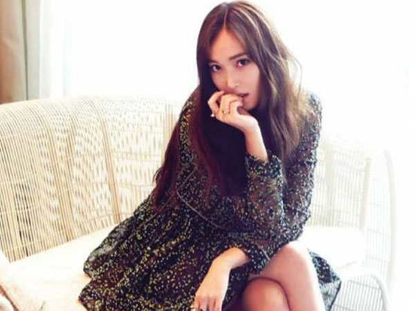 Main Film Tiongkok, Peran Jessica Jung Mirip Tokoh di 'Fifty Shades of Grey'?