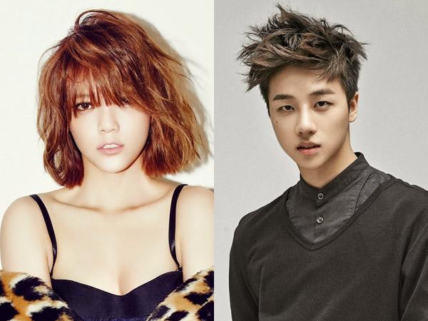 Netizen Banyak Temukan Bukti, Jimin AOA dan Jinhwan iKON Pacaran?