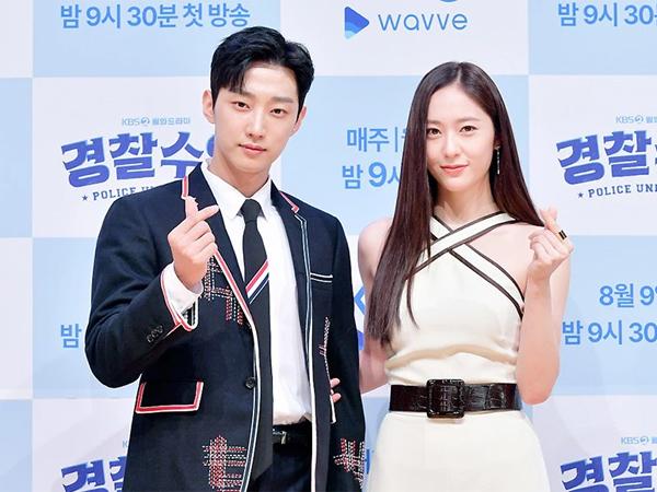 Jinyoung B1A4 Ungkap Kesan Comeback Drama Setelah Wamil dan Akting Bareng Krystal