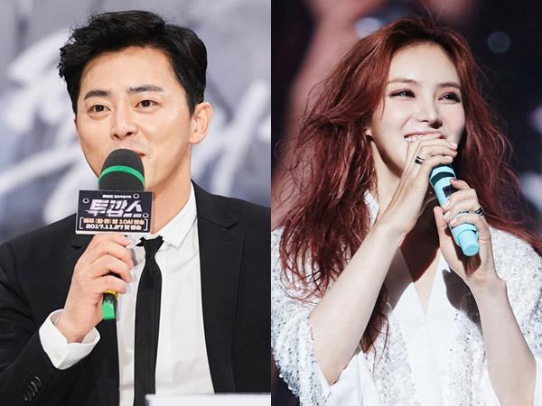 Bantah Rumor Putus, Jo Jung Suk Bicara Soal Rencana Pernikahan dengan Gummy