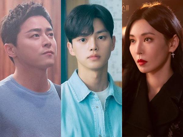 Jo Jung Suk, Song Kang, dan Kim So Yeon Puncaki Daftar Aktor Drama Terpopuler Bulan Ini