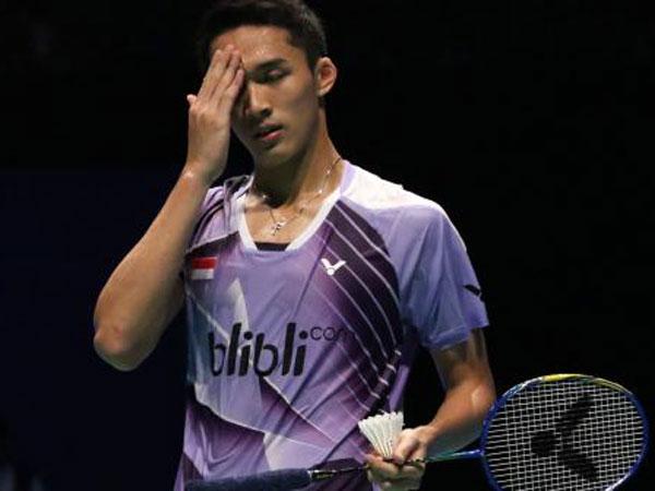 Jonatan Christie Kalah di Jepang Open 2018, Bagaimana Nasib Anthony Ginting?