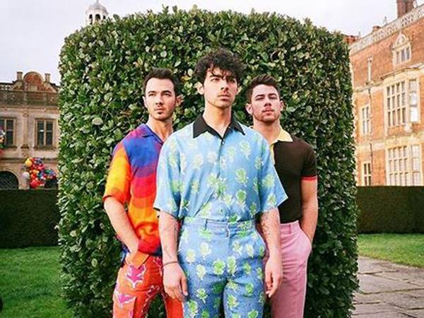 'Sucker' Jadi Lagu Pertama Jonas Brothers yang Puncaki Hot 100 Billboard Selama 12 Tahun Berkarir
