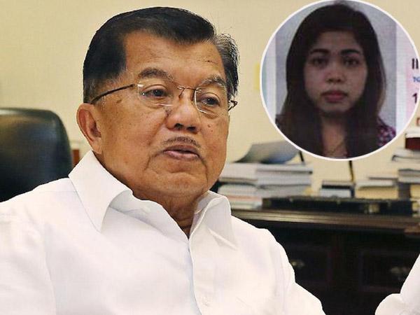 Korban Berlapis, Wapres JK Duga Siti Aisyah Jadi Korban Modus Pembunuhan 'Reality Show'