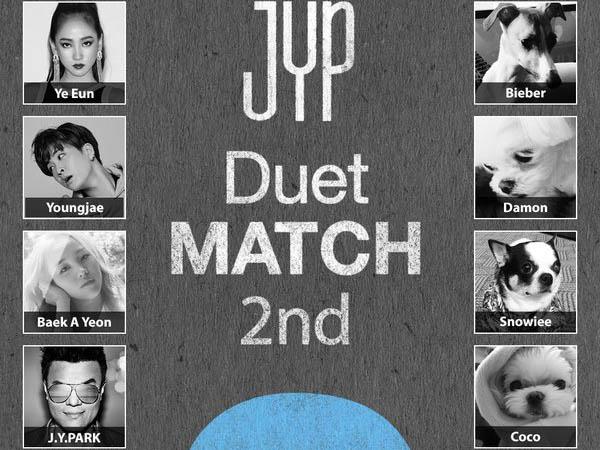JYP Entertainment Bakal Kolaborasikan Artis dan Anjing Peliharaannya di Proyek Duet Kedua?