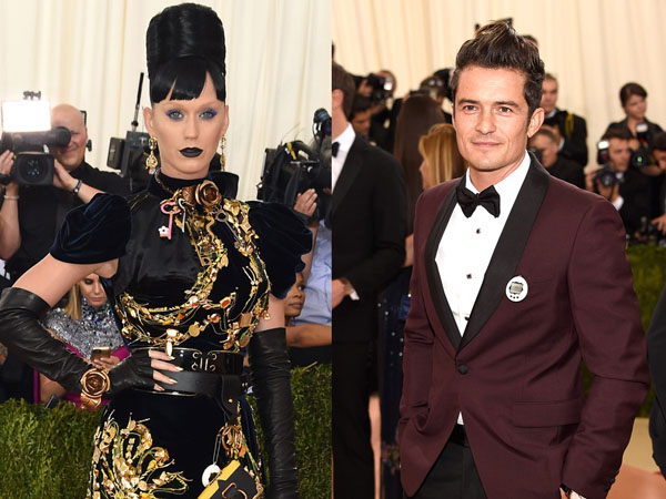 Ngetweet Galau, Katy Perry Sindir Kelakuan Orlando Bloom?