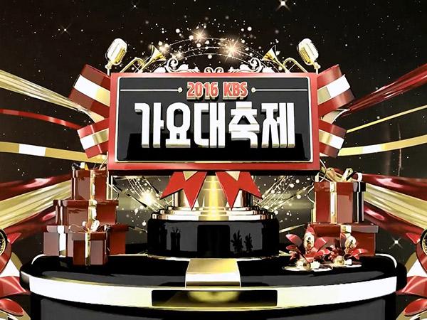Lengkap, KBS Juga Umumkan Siap Gelar Festival Musik Akhir Tahun 2017 Ini!
