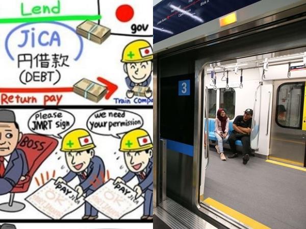 Viral Komik Jepang Sindir Hutang Pembangunan MRT yang Pelunasannya Sampai 40 Tahun