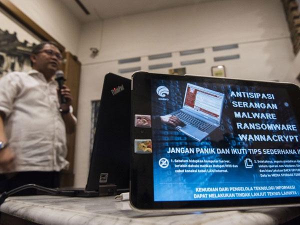 Kominfo Berikan Panduan Lengkap Cara Menangkal Serangan Ransomware WannaCry