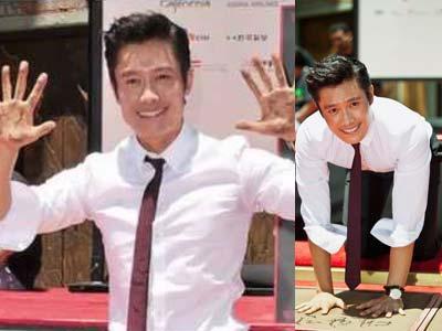 Lee Byung Hun Berhasil Masuk Hollywood Walk Of Fame