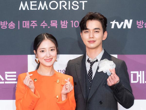 Yoo Seung Ho dan Lee Se Young Ungkap Perasaan Bisa Reuni di 'Memorist' Setelah 8 Tahun
