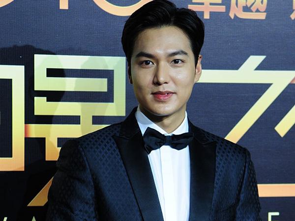 Wow, Lee Min Ho Raih Penghargaan Kategori Bergengsi Di 'Weibo Movie Awards'!