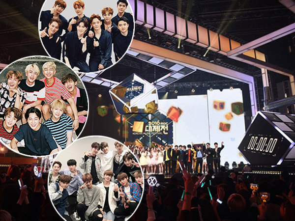 'MBC Gayo Daejaejeon 2017' Bakal Digelar, Tiga Boy Group Terpanas Ini Dikonfirmasi Tampil!