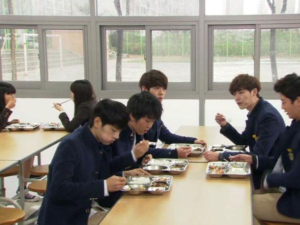 Selain Lezat & Bergizi, Ini Fakta Menarik Lainnya dari Menu Kantin di Sekolah Korea