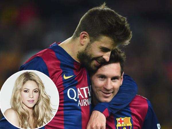 Messi Tak Undang Gerard Pique ke Pernikahan, Gara-Gara Shakira?