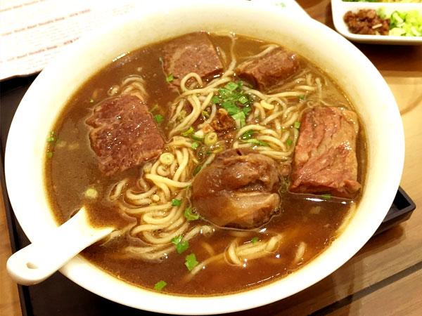 Sup Mie Daging Termahal Ada di Taiwan, Berapa Harganya?
