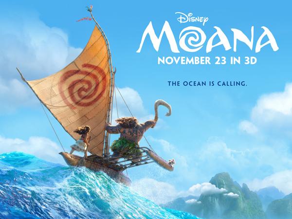 Rilis Teaser Perdana, Ini Alasan Disney Princess Baru 'Moana' Wajib Ditunggu!