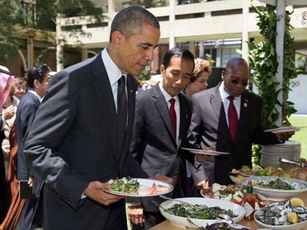 Presiden Jokowi dan Barack Obama akan Bertemu Akhir Tahun 2015
