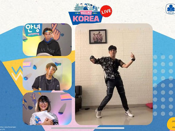 Online Dance Cover Competition Pertama Indonesia di Festival Kelas KASKUS
