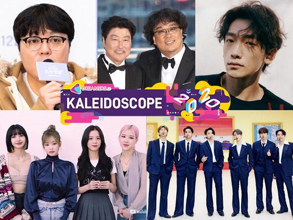 Bong Joon Ho Hingga BTS, Ini 10 Tokoh Visioner 2020 dari Korea Selatan