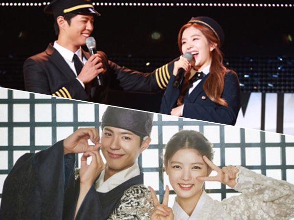 Chemistry Park Bo Gum dan Irene Red Velvet Lebih Baik Ketimbang dengan Kim Yoo Jung?