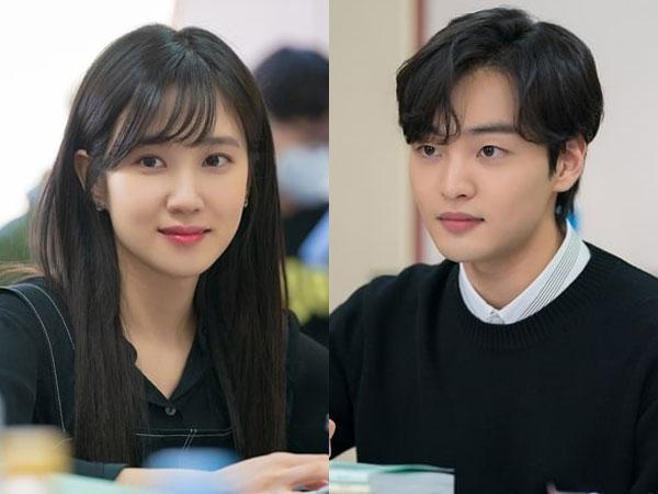 Park Eun Bin dan Kim Min Jae Bangun Chemistry di Pembacaan Naskah Drama 'Do You Like Brahms?'