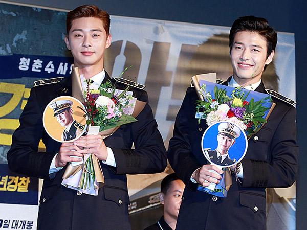 Peran 'Terbalik' Park Seo Joon dan Kang Ha Neul di Film Terbaru 'Young Cop'