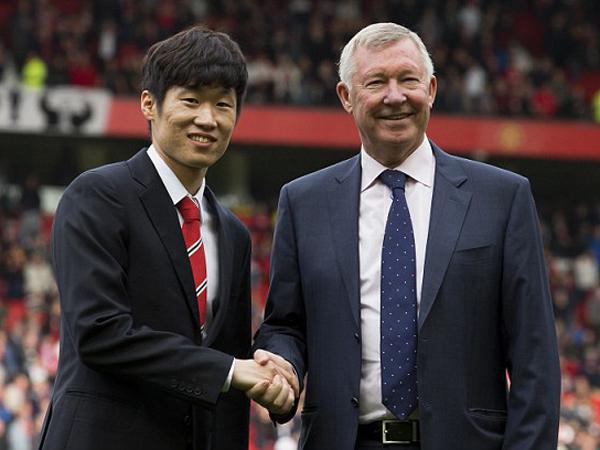 Kembali ke Manchester United, Ini 'Pekerjaan' Baru Park Ji Sung!