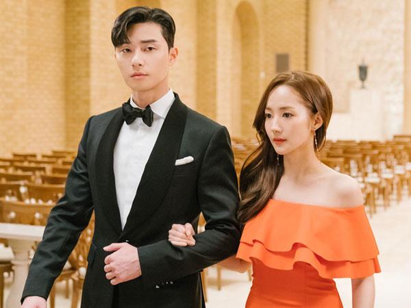 Park Seo Joon dan Park Min Young Jadi 'Power Couple' di Teaser Drama Baru tvN