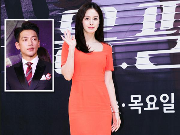 Untuk Pertama Kalinya Kim Tae Hee Jawab Soal Rencana Pernikahan dengan Rain
