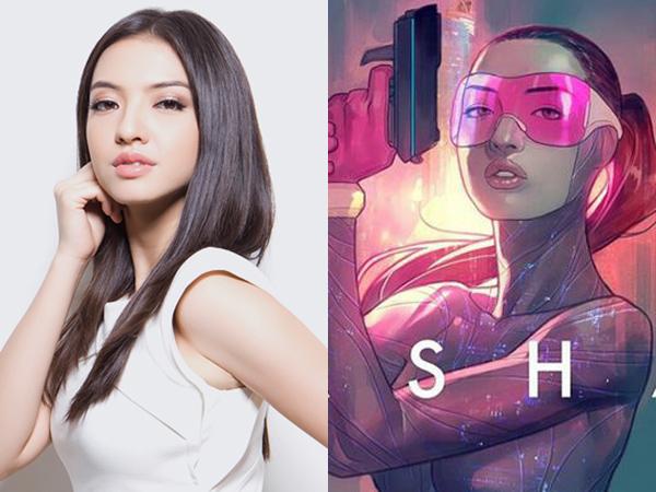 Keren, Raline Shah Jadi Karakter Superhero Wanita Pertama di Indonesia!