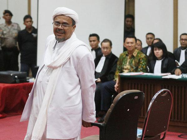 Upaya Ahok Bebas dan Deretan Curahan Hati Habib Rizieq yang Sebenarnya Buat Dia Makin Semangat Pulang ke Indonesia
