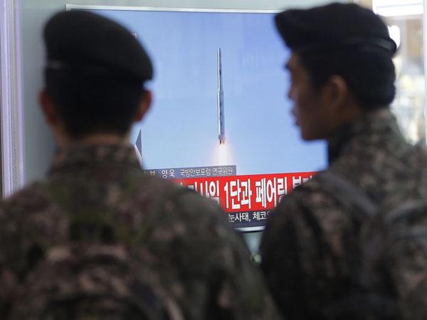 Korut Luncurkan Roket, AS dan Korsel Akan Siapkan Sistem Pertahanan Rudal