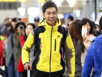 Lee Seung Gi Sebelumnya Sering Ditanya Tentang Pacar Dalam 'Nuna Over Flowers'?
