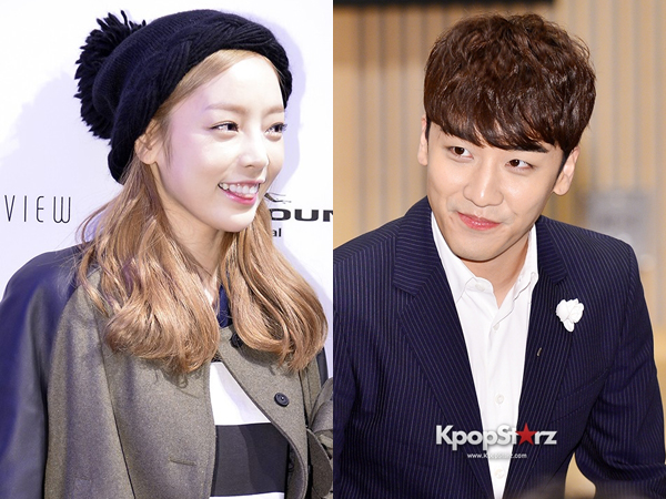 """goo hara and seungri dating As the title of the album, """"the great seungri,"""" hints, seungri's upcoming solo release will become a great opportunity to present the artist's personality to the public the title number, """"1,2,3"""" is produced by teddy."""