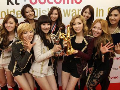 Belum Rilis Album, SNSD Tidak Akan Hadir di Golden Disk Awards 2012