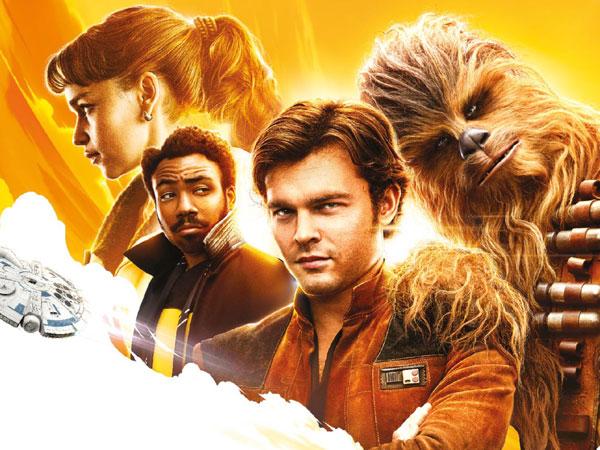 'Solo: A Star Wars Story' Raih Pendapatan Paling Rendah dari Seri 'Star Wars' Lainnya?