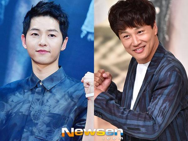 Cha Tae Hyun Jadi Sosok Lain yang 'Pengaruhi' Song Joong Ki Menikah Muda